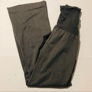 A Pea in the Pid wide leg maternity dress pant
